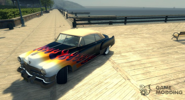 Cadillac Series 62 convertible 1949 for Mafia II