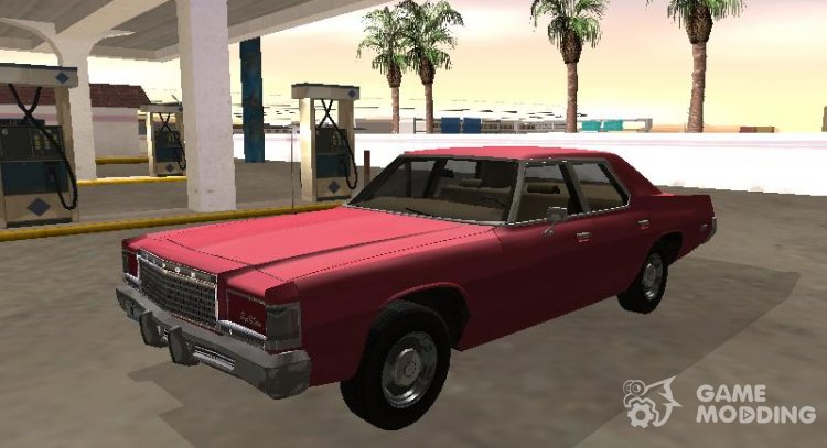 Dodge Royal Monaco 1976 for GTA San Andreas