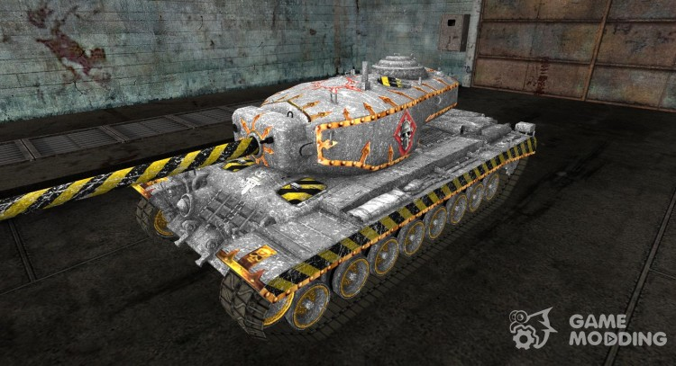 T30 Iron Warrior for World Of Tanks