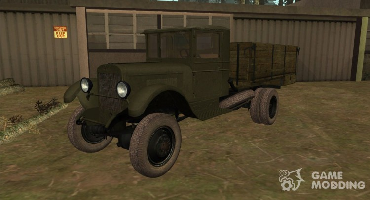 1940 ZIS 32 for GTA San Andreas