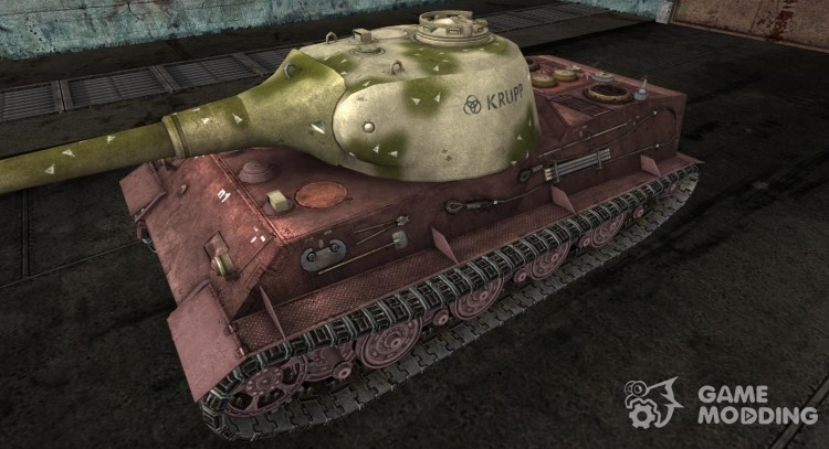 Lowe от Leonid для World Of Tanks