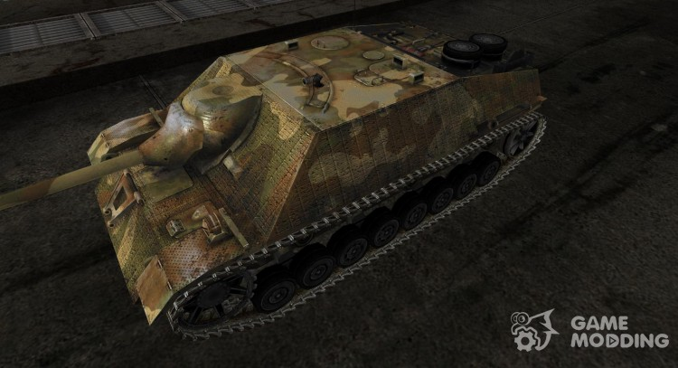 JagdPzIV 15 for World Of Tanks