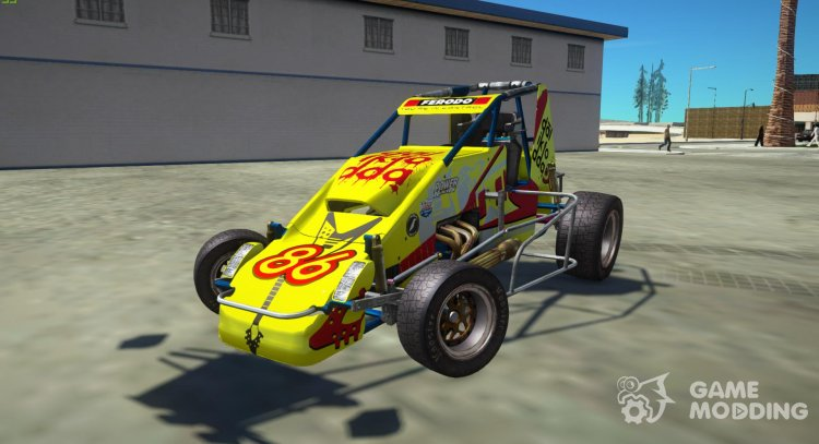 Larock Sprinter from DiRT: Showdown for GTA San Andreas