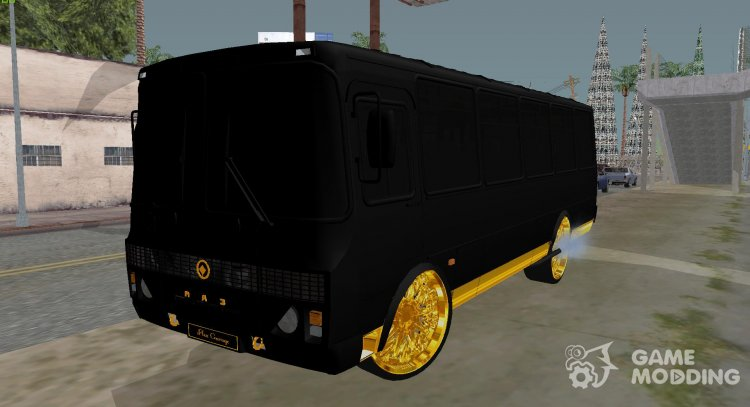 GROOVE 4234 Elite Gold for GTA San Andreas
