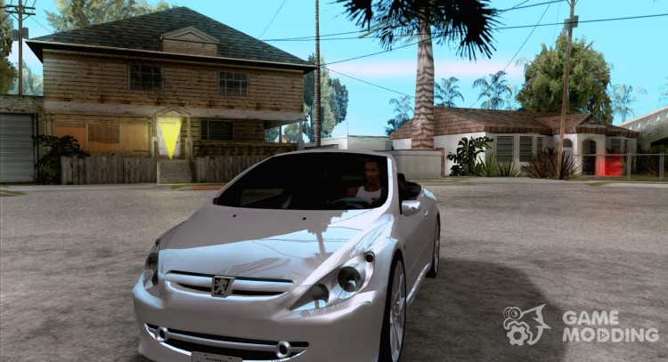 Peugeot 307CC BMS for GTA San Andreas
