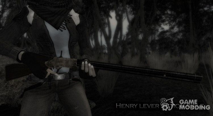 Henry rifle system for Fallout New Vegas