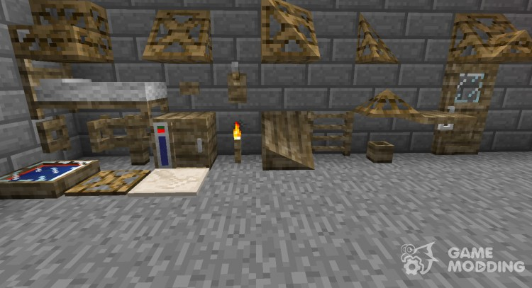 Carpenters Blocks for Minecraft
