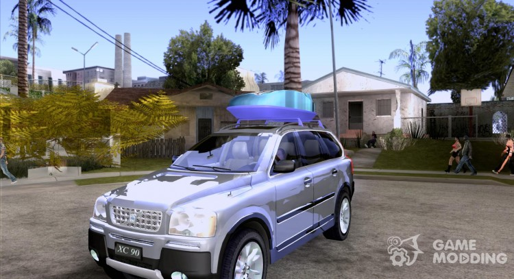 Volvo XC90 Sport for GTA San Andreas