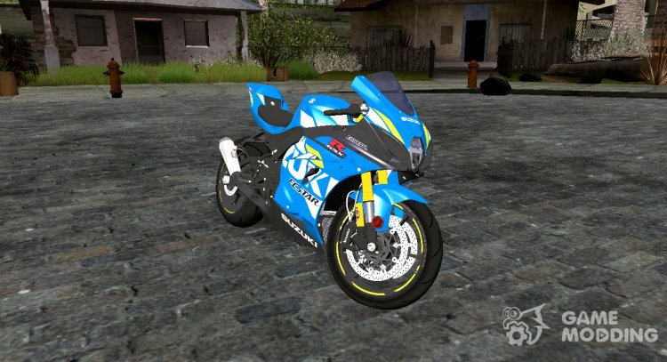 2019 Suzuki GSX-R1000R for GTA San Andreas