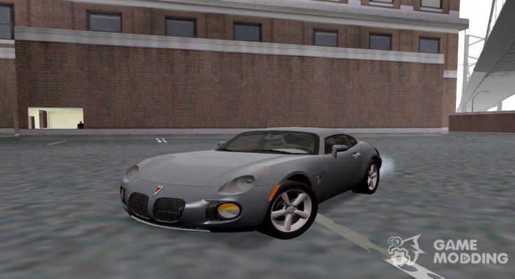Pontiac Solstice GXP Coupe 2.0 l 2009 for GTA San Andreas