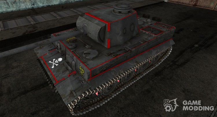 Tiger I for World Of Tanks