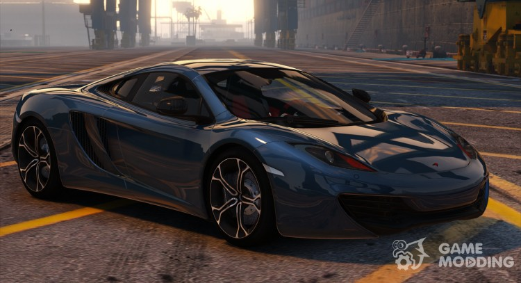McLaren MP4-12 c 1.2 for GTA 5