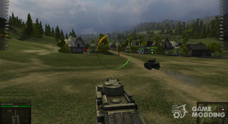 Sights for World of Tanks 0.8.4 for World Of Tanks