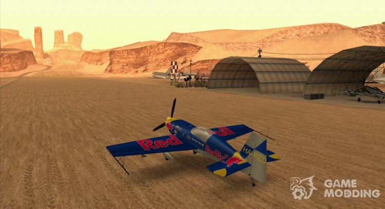Extra 300 l Member RED BULL'S Besenyei for GTA San Andreas