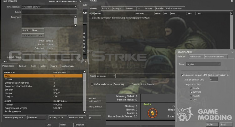 Indonesian Language for Counter-Strike Source