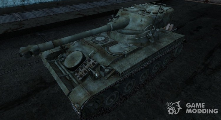 Skin for AMX 13 75 No. 26 for World Of Tanks
