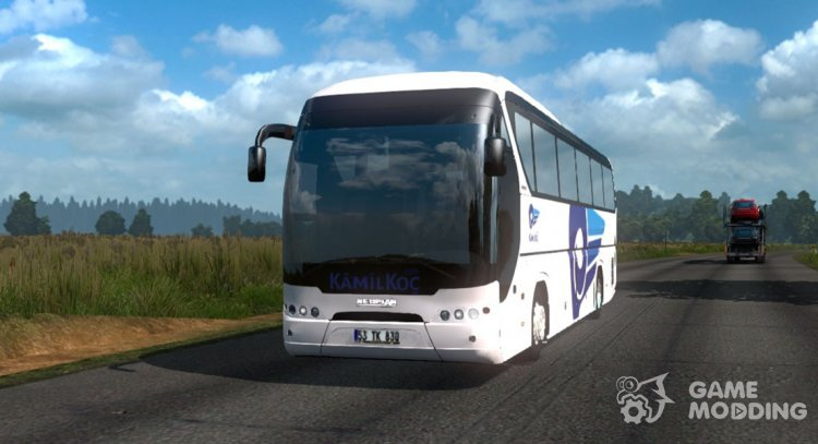 Neoplan Tourliner for Euro Truck Simulator 2