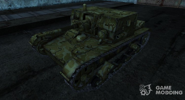 Шкурка для АТ-1 для World Of Tanks