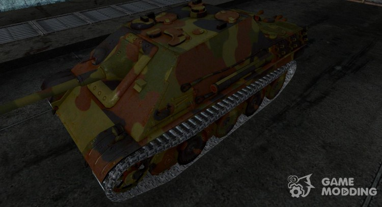 JagdPanther 31 for World Of Tanks