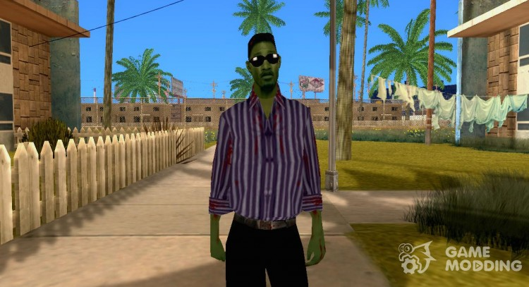 Zombie Skin-sbmyri for GTA San Andreas