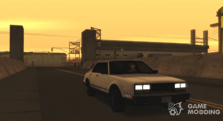 GTA IV-Like ENB для GTA San Andreas