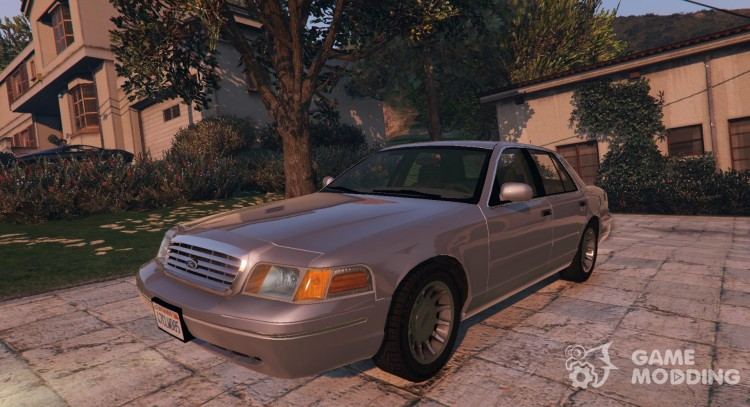 1999 Ford Crown Victoria for GTA 5