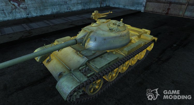 Skin to Type 59 (changing colour) for World Of Tanks