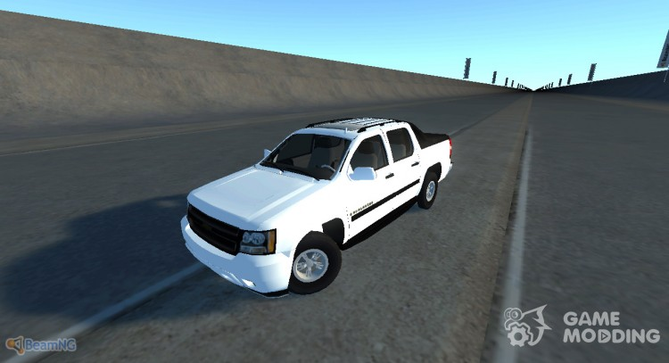 Chevrolet Avalanche for BeamNG.Drive