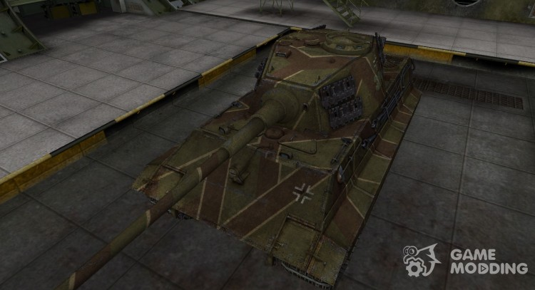 Historical E-75 camouflage for World Of Tanks