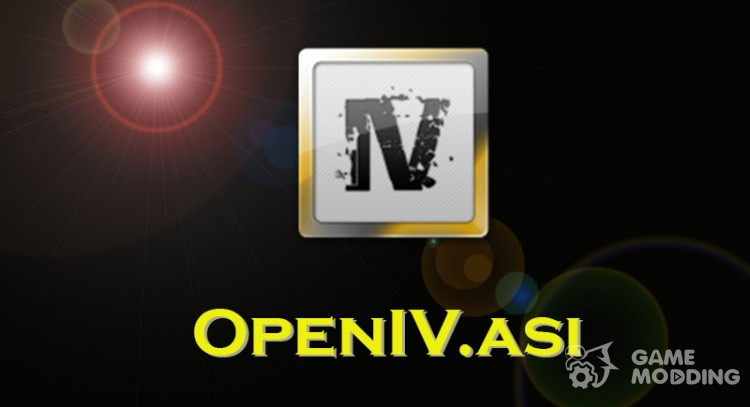 OpenIV.asi for GTA 5