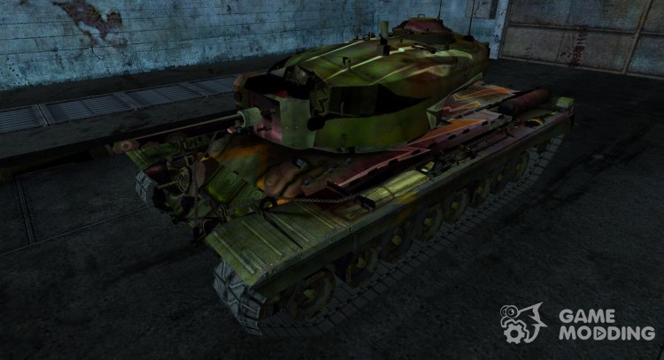 Skin for T29 for World Of Tanks