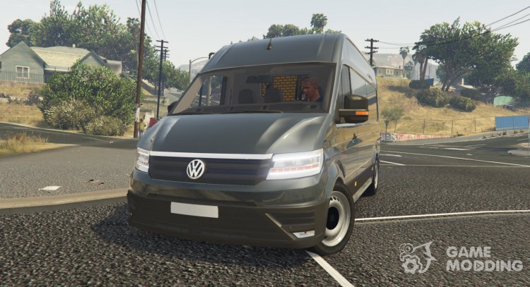 Volkswagen Crafter 2017 L1H2 for GTA 5