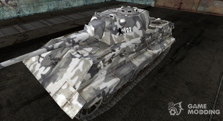 Skin for E-50 # 5 for World Of Tanks