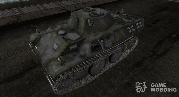 VK1602 Leopard 1000MHz для World Of Tanks