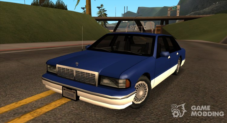 1992 Chevrolet Sa Style for GTA San Andreas