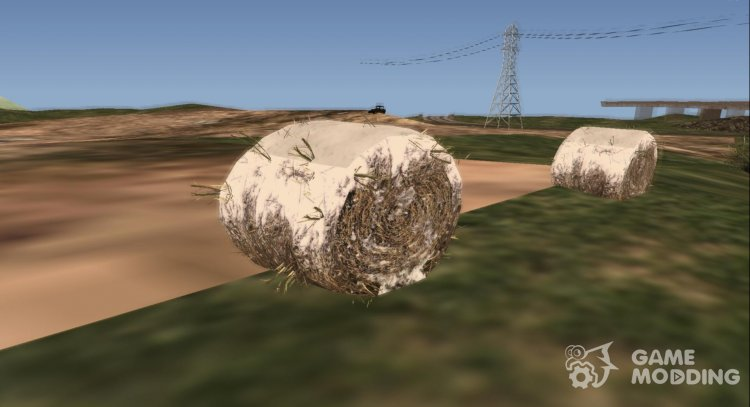 Winter Bale for GTA San Andreas