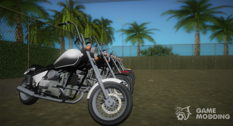 Ural Wolf for GTA Vice City