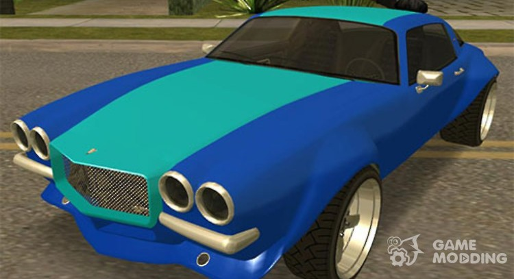 GTA V Imponte Nightshade for GTA San Andreas