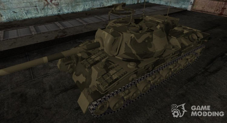 Skin for T28 Prototype for World Of Tanks