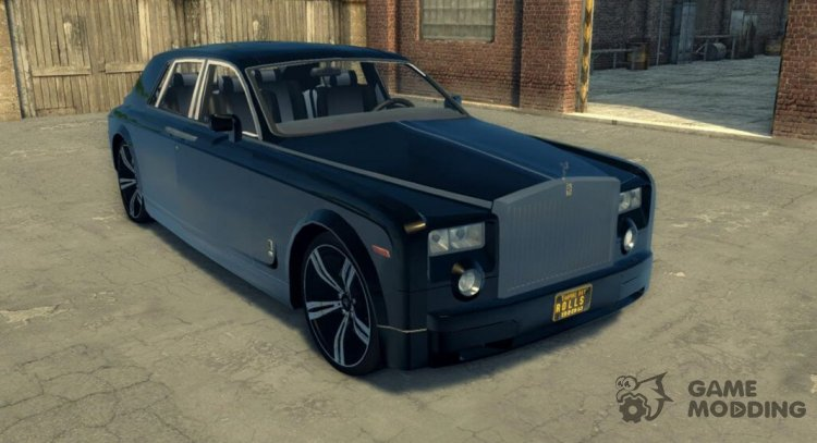 Rolls-Royce Phantom for Mafia II