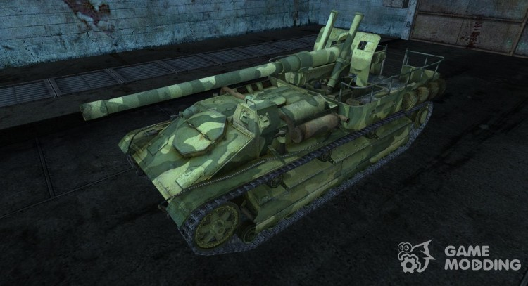 Skin for Su-8 for World Of Tanks