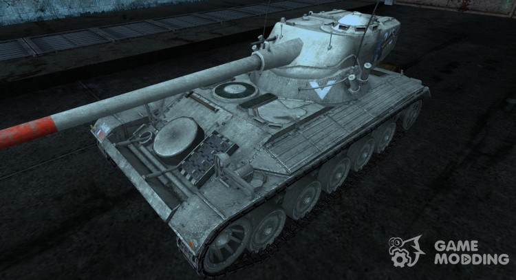 Шкурка для AMX 13 90 №25 для World Of Tanks