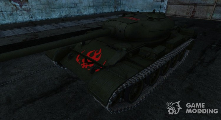 T-54 from Darkastro for World Of Tanks