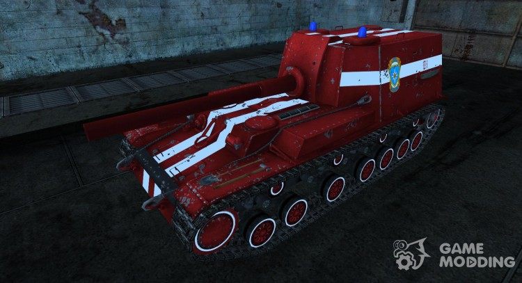 212 GreYussr object for World Of Tanks