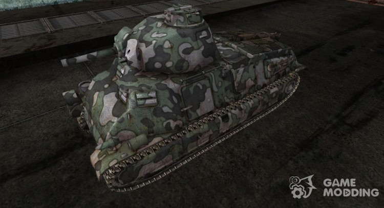 Panzer S35 739 (f) _Rudy_102 for World Of Tanks