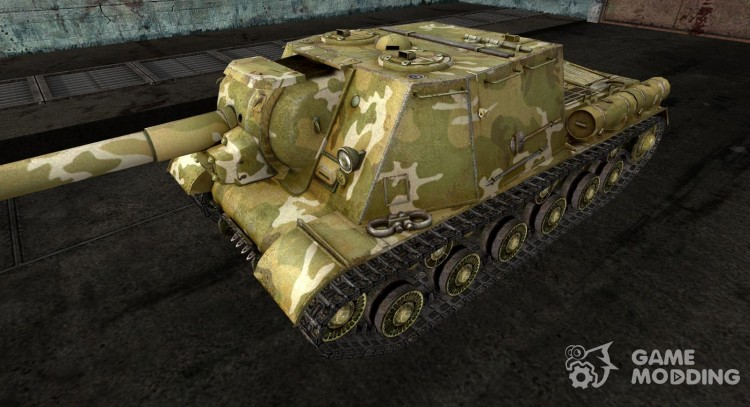 ИСУ-152 03 для World Of Tanks