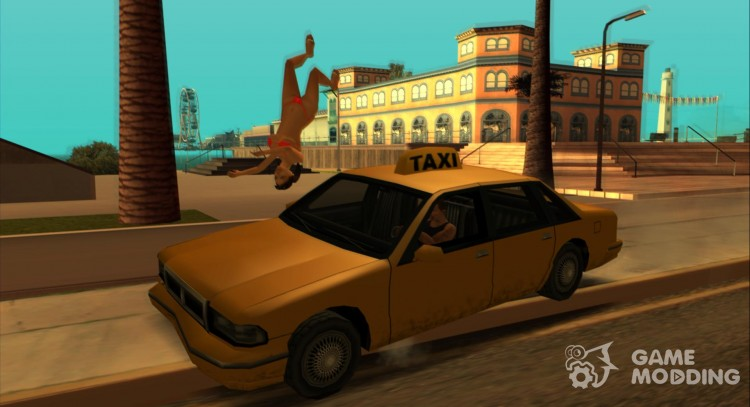 Ragdoll Bullet Physics for GTA San Andreas