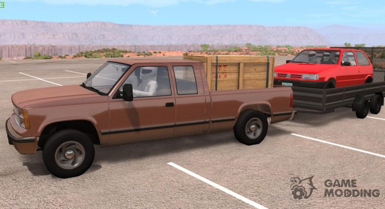 Beta Driver, Passengers and Loads 0.92 for BeamNG.Drive