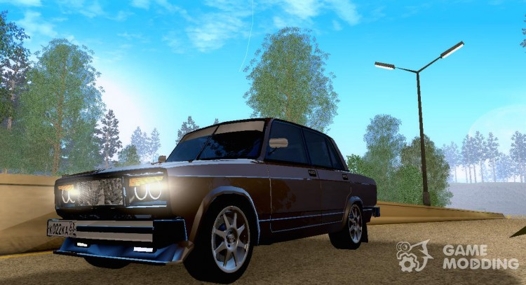 Vaz 2105 By Vip-sv for GTA San Andreas