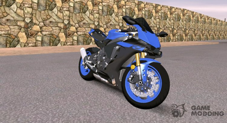 Yamaha YZF-R1 for GTA San Andreas